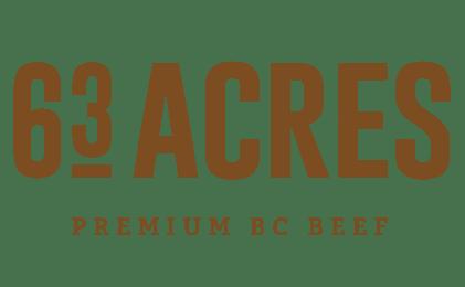 63 acres Premium BC Beef